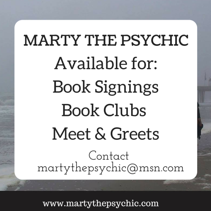 Marty The Psychic